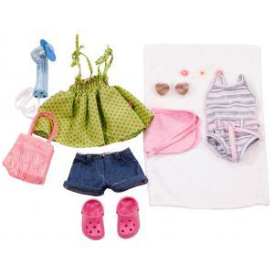 Gotz - 3401754 - Set ete, 10 pieces pour poupées de 45-50cm (94739)