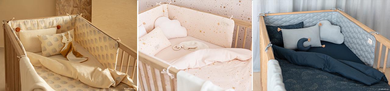 Catégorie Linge de lit bébé